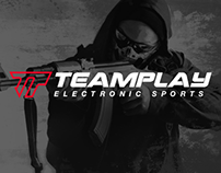 Logo for TeamPlay Electronic Sports