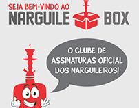 Redes Sociais - Narguile Box