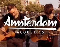 Amsterdam Acoustics - Rebranding