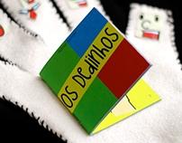 """Children book """"Dedinhos"""""""