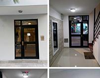 Reforma Hall Edificio - Proyecto y Dirección