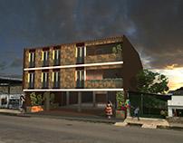 Edificio Residencial_ En Construccion