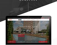 Website   UI · UX & concept ATTON HOTELS