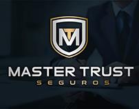 Master Trust logotipo