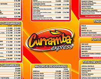 Menú Curramba Express