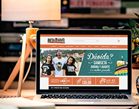 Design de Web Site