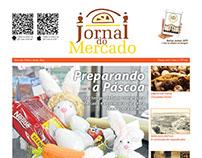 DIAGRAMAÇÃO | Jornal do Mercado (Março/2017)