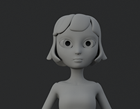 Character Modelling Study
