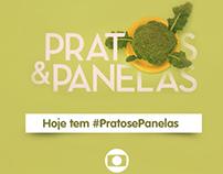 Rede Globo / Apresentadora Fernanda Keulla