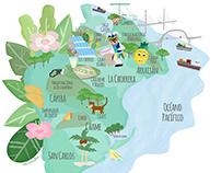 Provincias Ilustradas de Panamá