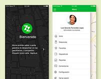 Zenzzer | App mobile