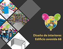 Children´s Palace: Diseño de Interiores