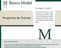 Impressos Banco Modal