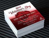 Valentine's Day / Flyer / Publicity