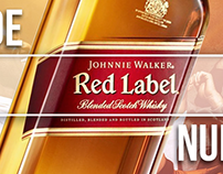 Creative Concepts for Johnnie Walker -  Convenience