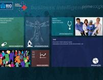 Prime Saúde - versão iPad