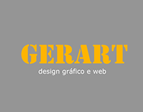 Trabalhos para Empresa Gerart