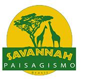 Savannah Paisagismo Logo e Facebook