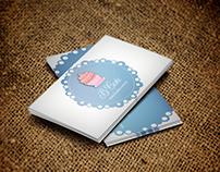 Cartão de Visitas - B Cake