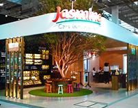 Stand Jasmine Alimentos - Feira APAS
