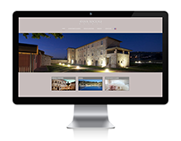 Anna Boccali Resort website