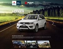Suzuki Nagai Template Website