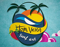 Tom Viega shorts animations of paintings