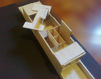Projeto Arquitetônico de Habitação Unifamiliar
