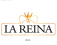 "LOGO MARCA ""LA REINA"" By Buomarino Natural, C.A."