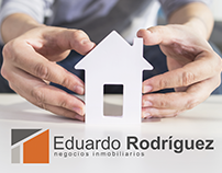 Identidad corporativa - Eduardo Rodriguez Inmobiliaria