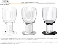 Drinking Glasses Designs