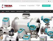 Web site TECSA