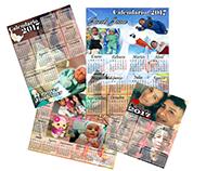 Calendarios 2017