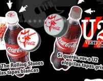 """Coca-Cola: """"Destapá y vibrá"""" Digital Campaign"""