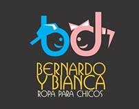 MARCA BERNARDO Y BIANCA