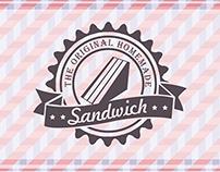 The Original Homemade Sandwich