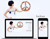 Website Haikaa Yamamoto