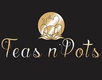 Teas n Pots Projeto experimental