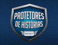 Protetores de Histórias - Antivírus da GVT