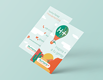 Humana + Asesores Branding