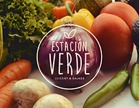 ESTACIÓN VERDE Juicery & Salads
