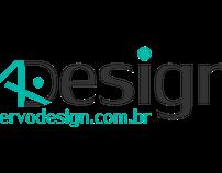 Logo Acervo Design