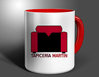 Mock-ups promocionales Tapicería Martin