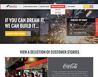 Website - Spevco / Marketing Vehicles