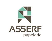 Asserf - Papelaria