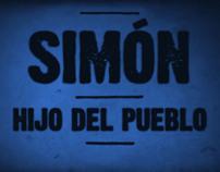 SIMÓN, Hijo del Pueblo