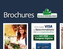 Brochures Banco Inmobiliario