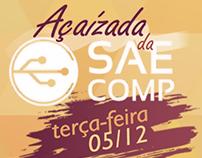 Banner da Açaízada da SAEComp