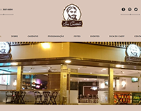 Seu Custódio Restaurante - website