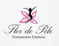 Logo - Flor de Pele